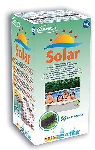 Chauffage solaire Smartpool pour piscine hors-sol