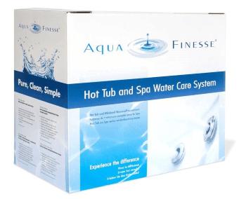 Pack AquaFinesse pour le traitement des spas