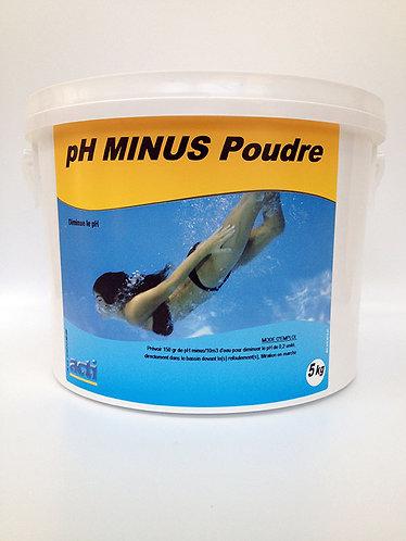 pH moins en poudre ACTI 1.5Kg