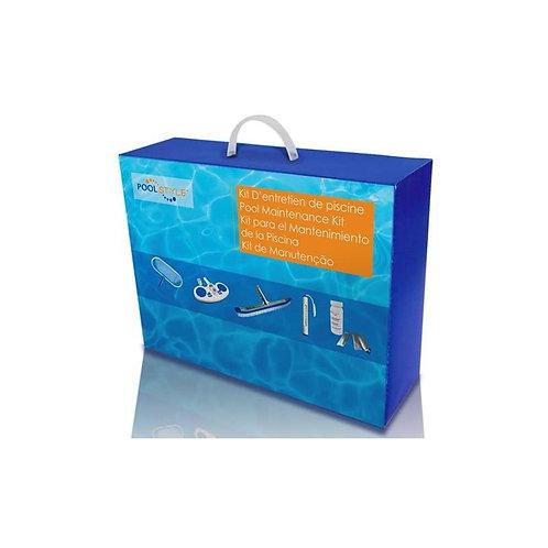 Kit complet d'entretien piscine POOLSTYLE DELUXE