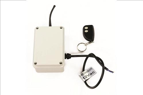 Télécommande RF ss transfo pour projecteur Teclumen