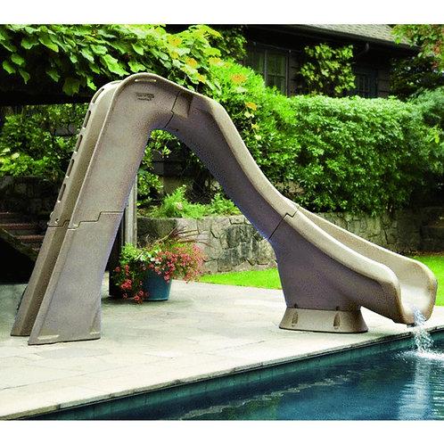 Toboggan pour piscine Typhoon