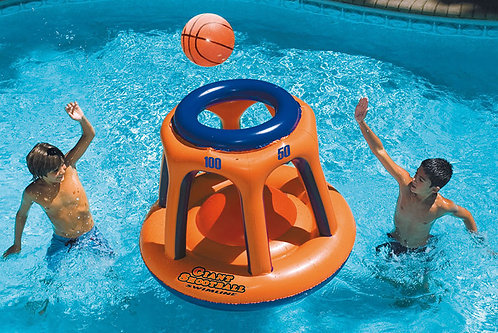 Giant shoot Ball Basket flottant
