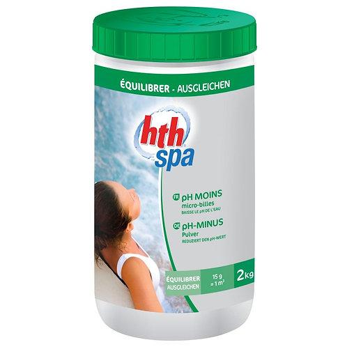 HTH pH moins en poudre 2kg