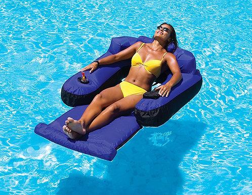 Chaise longue flottante Swimline FUNSHINE
