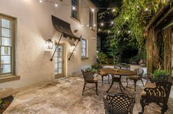 Backyard Bistro Lighting