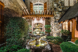 Fountain Lighting and Accent Lighting