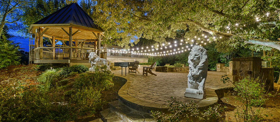 What Permanent String Lighting Brings To Your Property