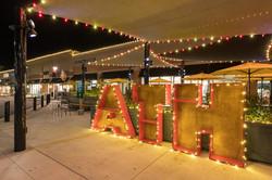 Christmas Lighting, Decor, and Display Installation