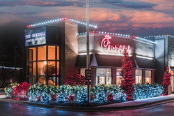 Chic-fil-a Commercial Christmas Lights