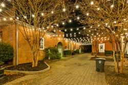 Douglasville Downtown Bistro Lighting Installation