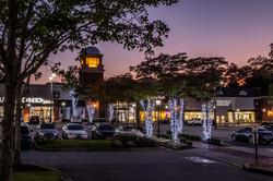 East Cobb Avenues String Lights