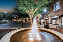 Commercial String and Fountain Lighting