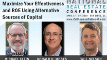 CEO, Michael Klein to Speak at Crittenden National Real Estate Conference
