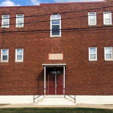 Junior High School Building