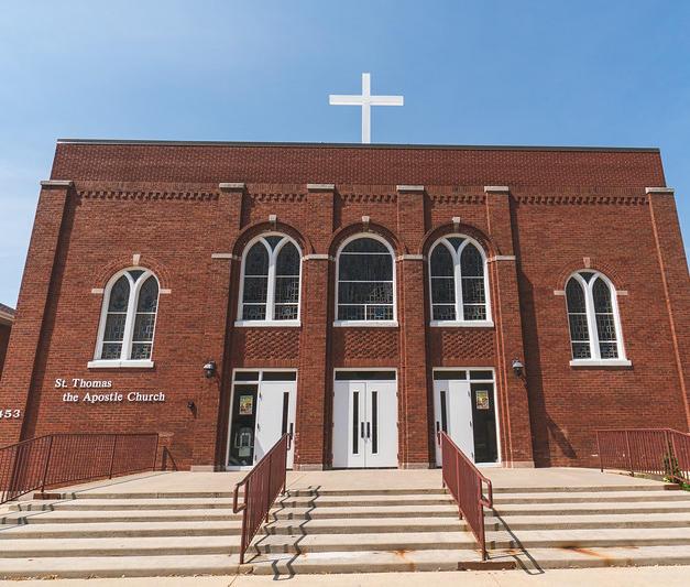 Church - Pierson Street