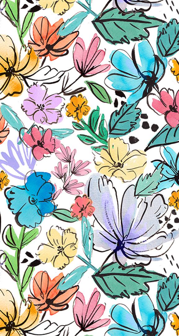 artsy summer flower dora szentmihalyi pr