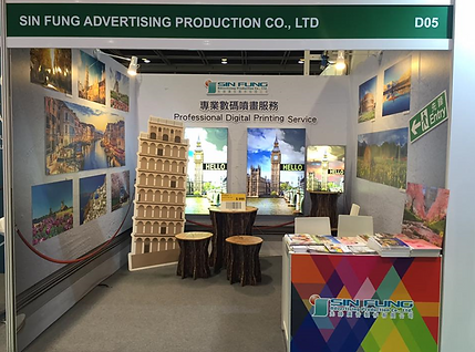 Event Exhibition 6 Sin Fung Advertising