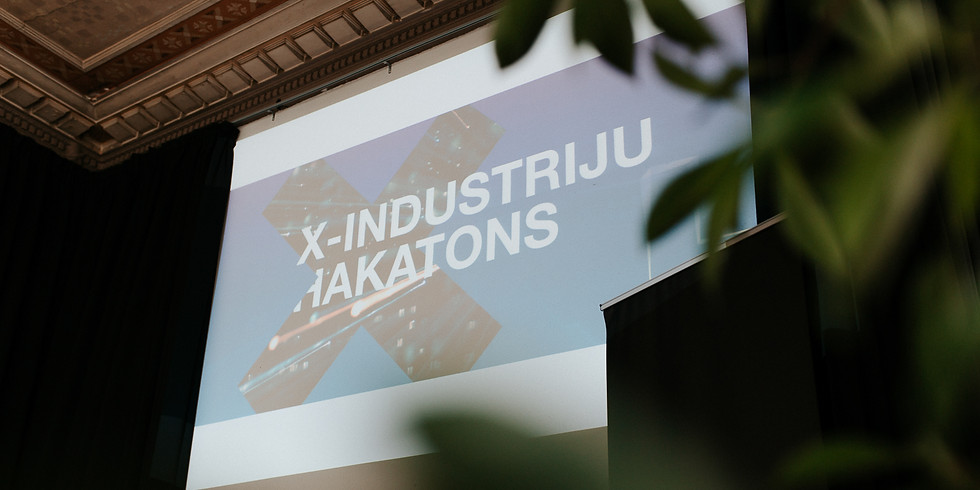 X-industriju hakatona mentorings: Prezentācijas māksla