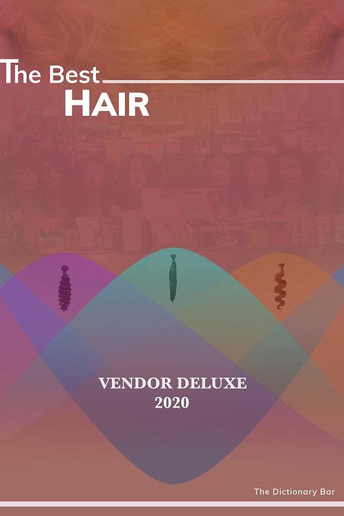 Exclusive Celebrity Hair Vendors