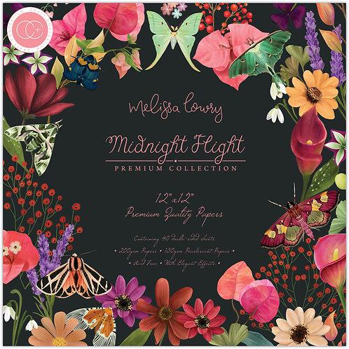 Midnight Flight - Premium Paper Pad