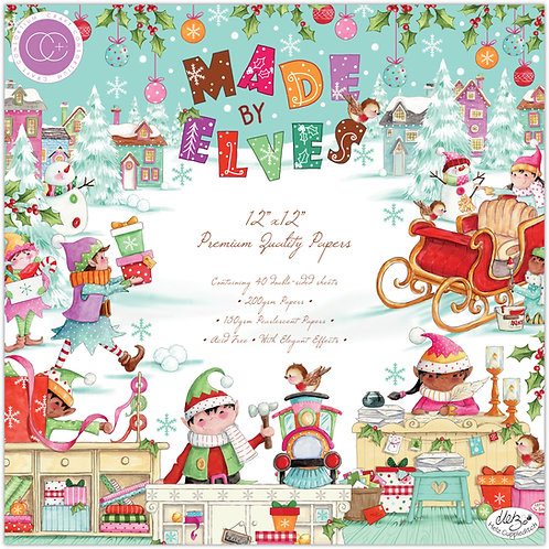 Made by Elves - Premium Paper Pad