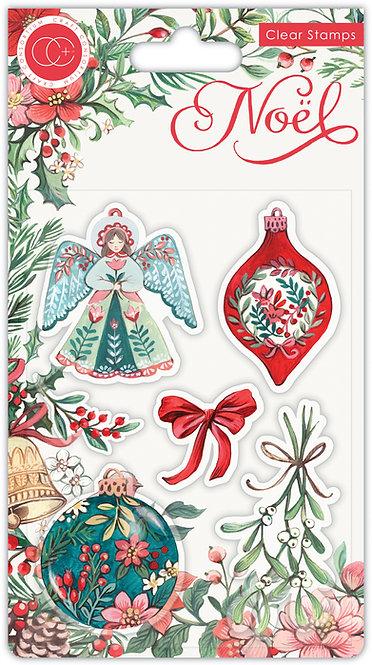 NOEL - Stamp Set - Decorations