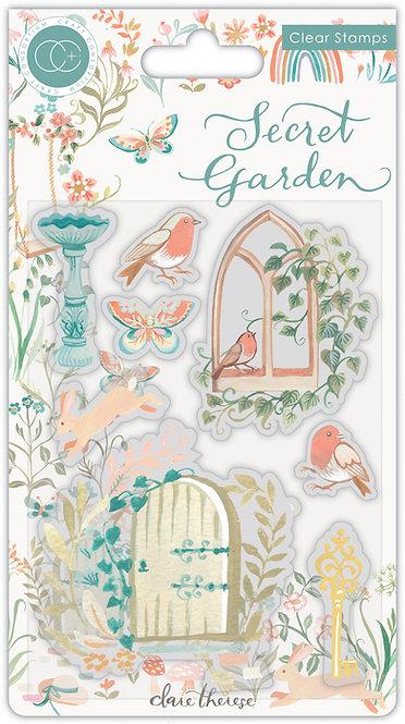 Secret Garden - Stamp Set