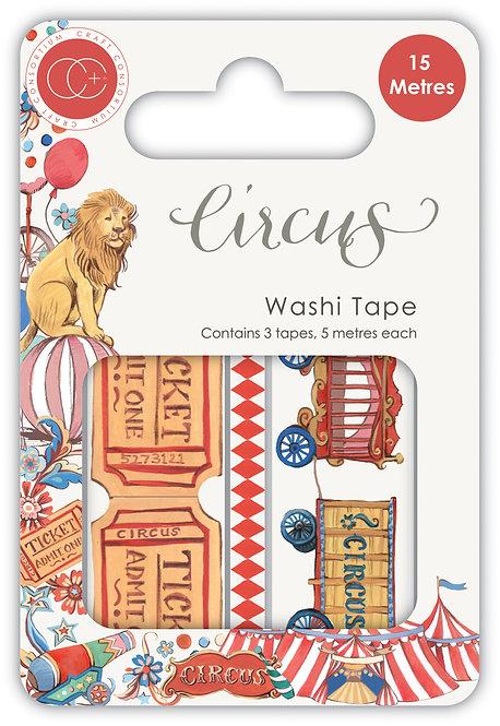 Circus - Washi Tape
