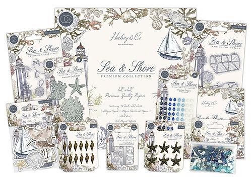 Sea & Shore - Complete Collection