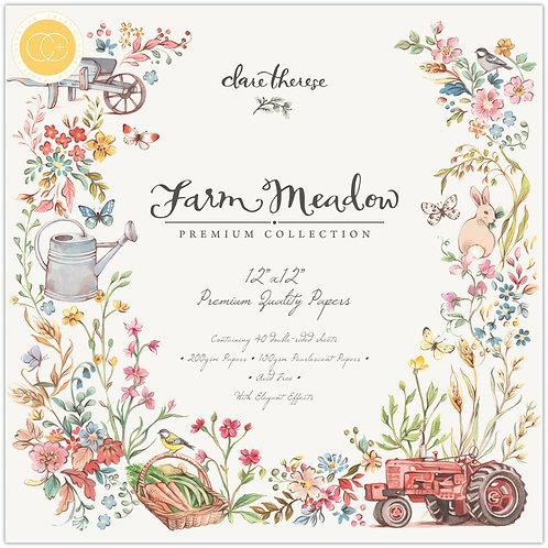 Farm Meadow - Premium Paper Pad