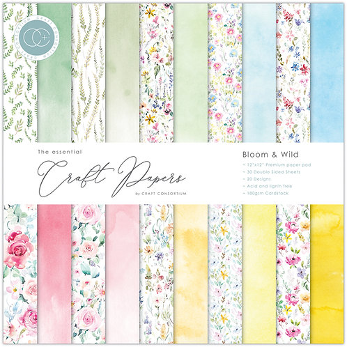 The Essential Craft Papers  - Bloom & Wild