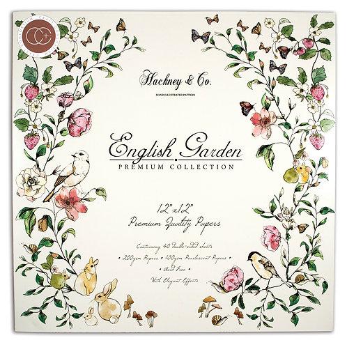 English Garden Premium Paper Pad