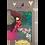 Thumbnail: Santoro - Kori Kumi Heart Stick Pins