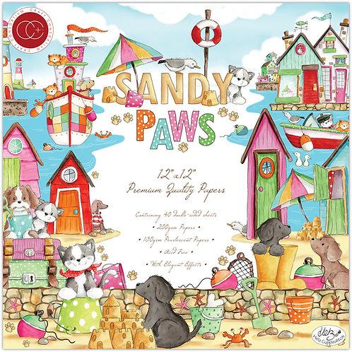 Sandy Paws - Premium Paper Pad