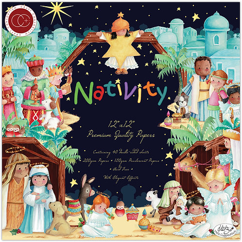 Nativity - Premium Paper Pad