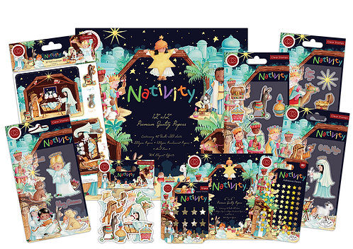 Nativity - The Complete Collection
