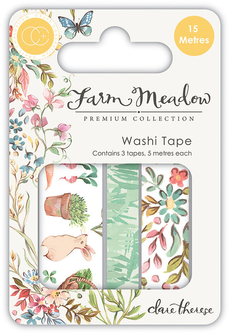 Farm Meadow - Washi Tape