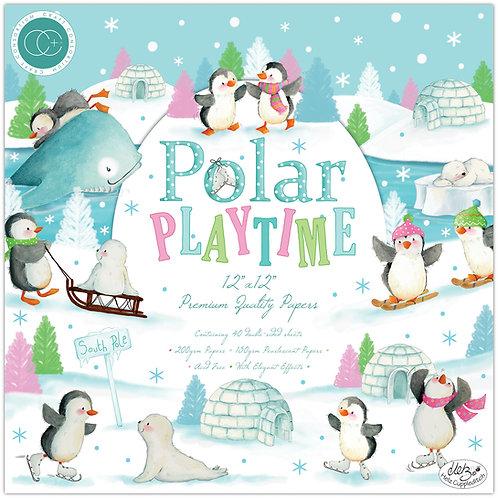 Polar Playtime - Premium Paper Pad