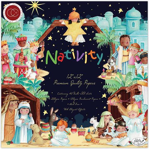 Nativity - Premium Paper Pad