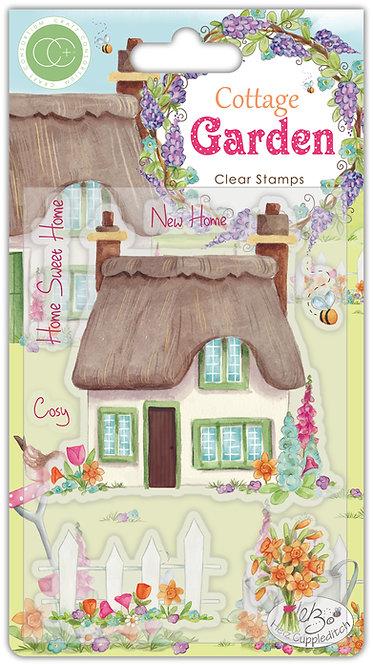 Cottage Garden - Stamp set - Cottage Garden