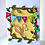 Thumbnail: Santoro - Kori Kumi Mini Resin Flowers Set