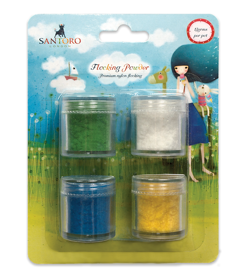 Santoro - Kori Kumi Flocking Powder Set