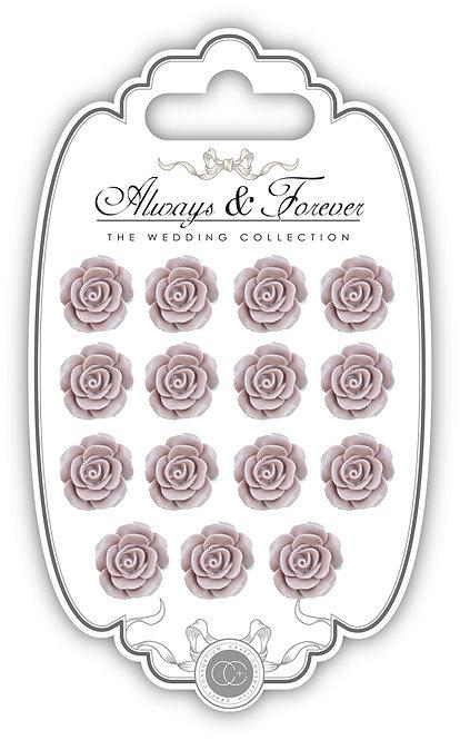 Always & Forever - Resin Flowers - Rose