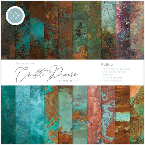The Essential Craft Papers - Patina