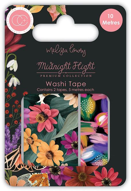 Midnight Flight - Washi Tape
