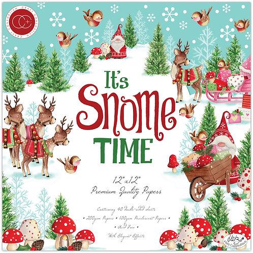 It's Snome Time -  Premium Paper Pad