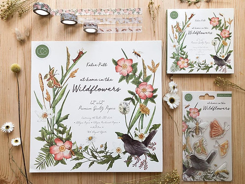 At home in the wildflowers - The Complete Collection