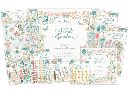Secret Garden - The Complete Collection