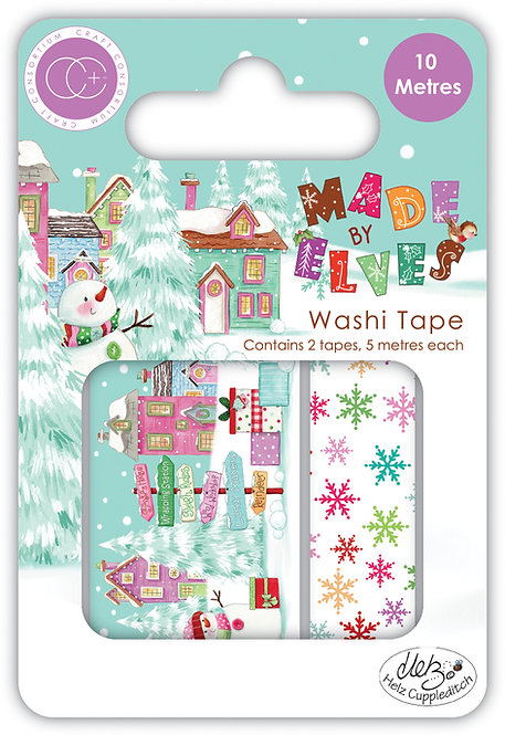 Made by Elves - Premium Washi Tape